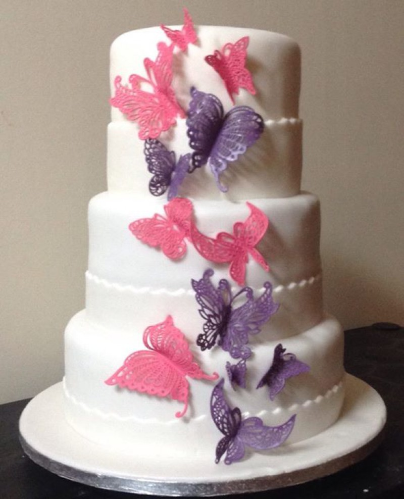 Wedding cakes » Cake Creations